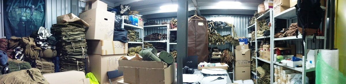 Russian Dolls and Camouflage Store