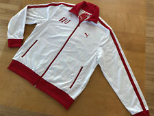2f498d0f8378 Japan World Cup Brand New PUMA Limited Edition Jacket White Red Stripes  Size L.