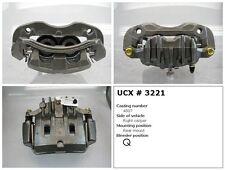 Undercar Express 10-3221S Rr Right Rebuilt Brake Caliper With Hardware
