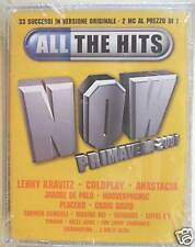 ALL THE HITS NOW  Primavera 2001 due cassette sigillate