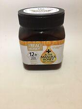 The Real Honey Company 12+ Manuka Honey 375g