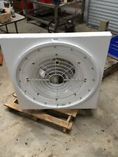Huntair Inc 5 Hp Motor Industrial Blower Fan Hd Squirrel Cage New 36 X 36