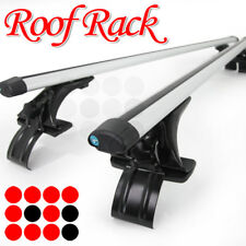 For Acura/BMW/Dodge Sedan Top Roof Rack Cross Bars with Lock Kayak Ski Carrier
