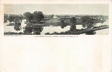 Fulton New York Pathfinder Island Morill Press Postcard c1900s
