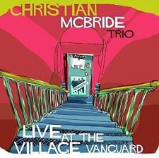 Christian McBride TRIO-LIVE AT THE VILLAGE Vanguard (NUOVO VINILE LP 2)