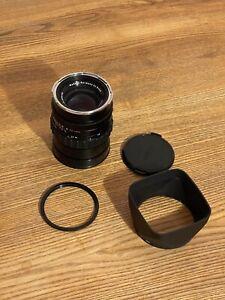 Rollei Sonnar 4 / 150 mm HFT PQ Lens Tele Photo Rolleiflex 6000 SLX