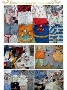 91x WINTER NEW USED BUNDLE OUTFITS BABY BOY 0/3+ MTHS PHOTOS IN DESCRIPTION(11)