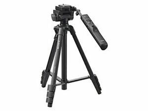SONY VCT-VPR1 COMPACT REMOTE CONTROL TRIPOD 3-STAGE 3WAY ALUMINUM