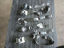 4 sicherheitsgurt gurtstraffer 33006712g 33043156a Fiat Punto 188 1.2 44kw bj.03