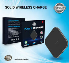 Universal Qi Wireless Charger Dock Charging Pad Mobile Phone Adapter Wireless