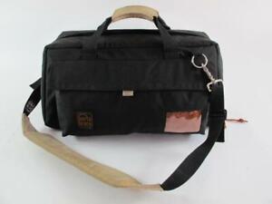 Porta Brace CS-DV4R Mini-DV Camera $550 Camcorder Travel Gear Case Black Bag