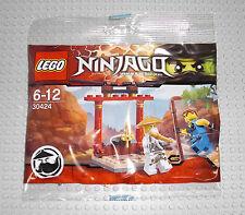LEGO Ninjago 30424 - Wu Cru Training Dojo Polybag - Figur Minifig Sensei Wu-Cru
