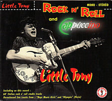 CD Little Tony -  Rock'n'roll And Cappuccino - Big Beat Records  - New & Sealed