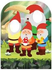 The Spirit De Jardin Gnomes Enfant Taille A Intégrer Carton Découpe