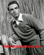 """Montgomery Clift~Poster~Portrait~Gay int~Photo~ 16"""" x  20"""""""