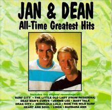 Jan & Dean - All-Time Greatest Hits CD