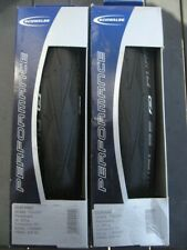 Schwalbe 700x28c Durano Folding Tyres Black, 28-622 - One Pair of Tyres