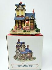 Liberty Falls Collectible Ah22 Tully's General Store The Americana Collection
