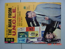 The Man From UNCLE # 6    1966     Robert Vaughn cover    F