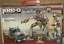 Transformers Kre-O 30688 Megatron new sealed Shockwave unopened 310 pieces kreon