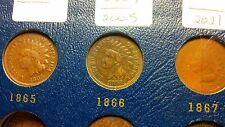1866 Indian Head Cent !! Key date !!