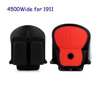 4500 Wide Belt Paddle Double Magazine Holster Tactical Pouch for 1911 Government