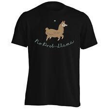 No problama Lama Men's T-Shirt/Tank Top n548m
