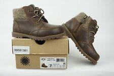 Ugg Australia Infant & Toddler's Orin Wool Boot-1008001T-Chocolate Sz 7 Eur 23.5