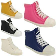 Calzado de mujer botas de agua textiles Spot On