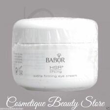 Babor  Extra Firming Eye Cream 50ml Pro Size-SEALED