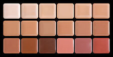 Graftobian HD High Definition Creme Foundation 18 Color Super Palette Cool 30247
