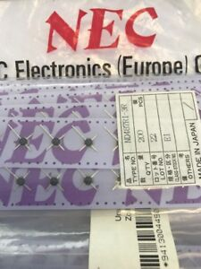 ND487R1-3R NEC UHF MIXER DIODES TO-50 5 PIECES NEW