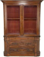 An American Renaissance Revival Carved Walnut Bookcase, Late 19Th C. Lot 65926