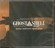MICA-1024 Ghost in the Shell 2.0 Original Soundtracks Miya Records CD