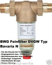 Feinfilter Bavaria N  112501