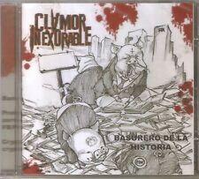 CLAMOR INEXORABLE - Basurero De La Historia ( Hardcore Punk Mexicano ) Cd Rock
