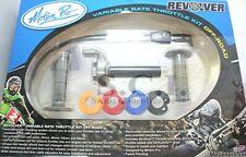 KAWASAKI KX250 KX250F KX450 Motion Pro VR Revolver Variable Rate Throttle Kit