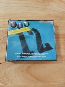 Now That's What I Call Music 12 (1998) CD - Original Fatbox, Booklet and Foam