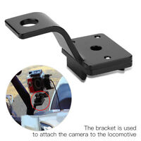 Motorcycle Rearview Mirror Mount Bracket Holder Accessory Alloy for Gopro Hero 5