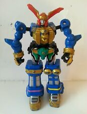 "POWER RANGERS - Megazord 5"" Action Figure Toy Bandai 2005 Retro Vintage Figure"