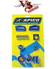 APICO FACTORY BLING PACK KIT KTM SX85 15-17 HUSKY TC85 15-17 MOTOCROSS MX BLUE