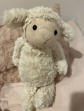 "Jellycat 8"" Bashful Lamb Sheep Plush"