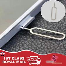 12 x Sim Card Tray Eject Pin Key Tool for iPhone 3G, 4S, 5, 5S, 6 iPad Mini Air