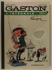 FRANQUIN Gaston Lagaffe Integrale 1974-77 VO T 14 grand format limite
