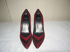 Stuart Weitzman, Ladies Stiletto Suede heels. Size USA 8, EU 38.5, UK 5.5