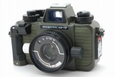 【TOP MINT+++】 Nikon Nikonos V 35mm Underwater Olive Body W/35mm Lens From Japan