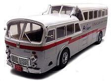 Pegaso Z-403 Monoscocca Bus Omnibus E. N. A. S. a 1951-57 Plata Metálico 1:43
