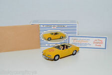 DINKY MATCHBOX VW VOLKSWAGEN KARMANN GHIA THE DUTCH DINKY SOCIETY MINT BOXED!!