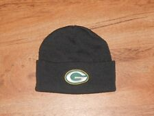 GREEN BAY PACKERS BEANIE HAT BOYS ONE SIZE