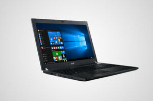 "Acer TravelMate Laptop - Intel Core i7, 256GB SSD, 8GB RAM DDR4, 15.6"""